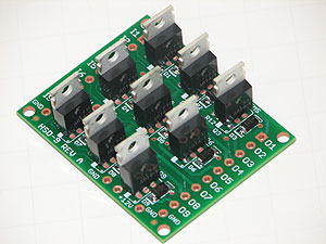 HSD-9 High Side Driver Board