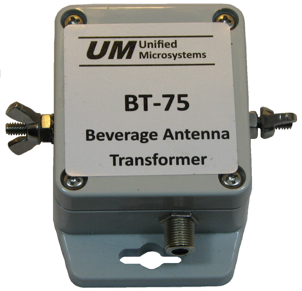 Unified Microsystems: BT-75 Beverage Transformer